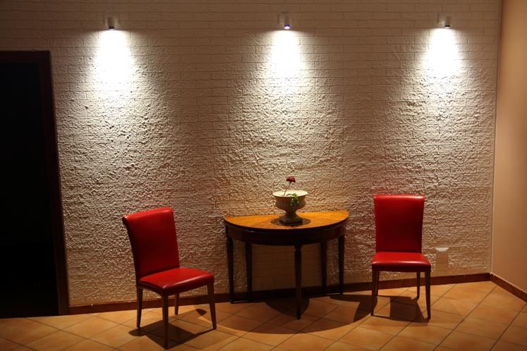 Parete Cucina Mattoncini : Muro stampato valoroso srl costruzioni