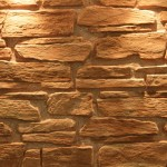 Intonaco stampato - Cortina stone