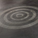 Pavimento acifidicato - particolare - colore nero